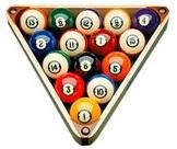 Triangle jeu de la 8